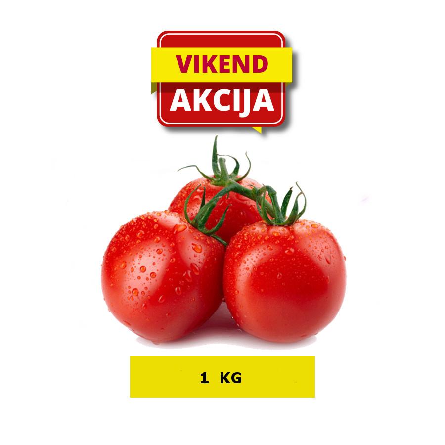 rajčica - vikend akcija