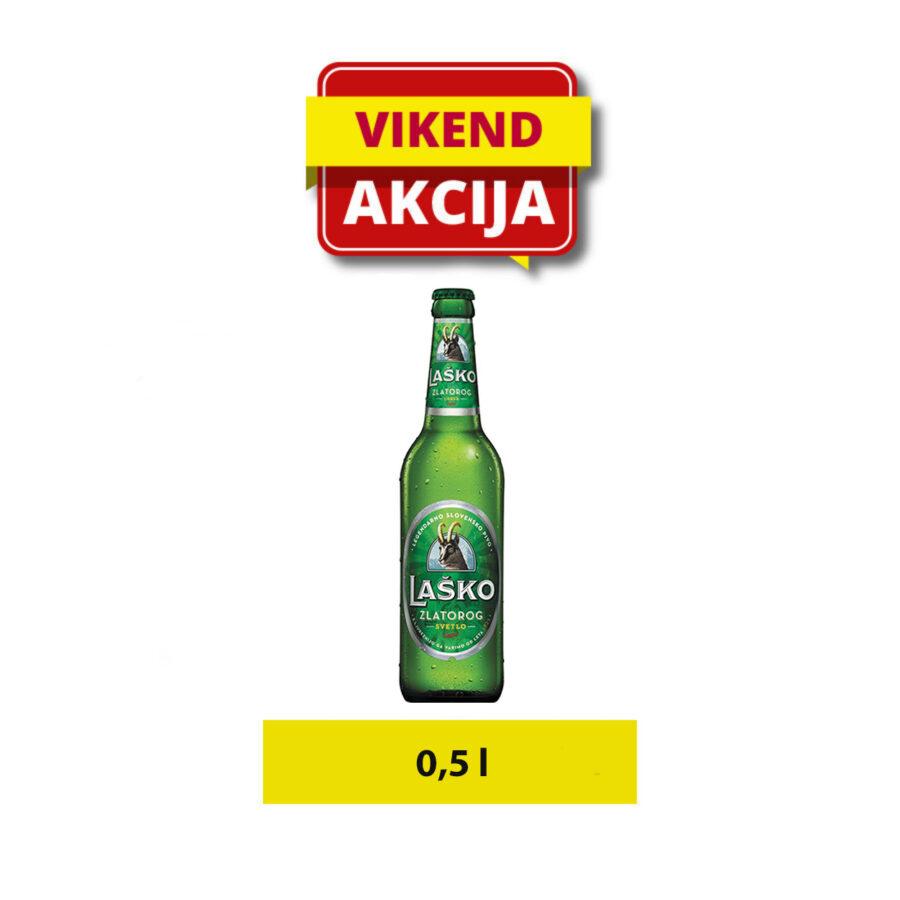 pivo lasko vikend akcija