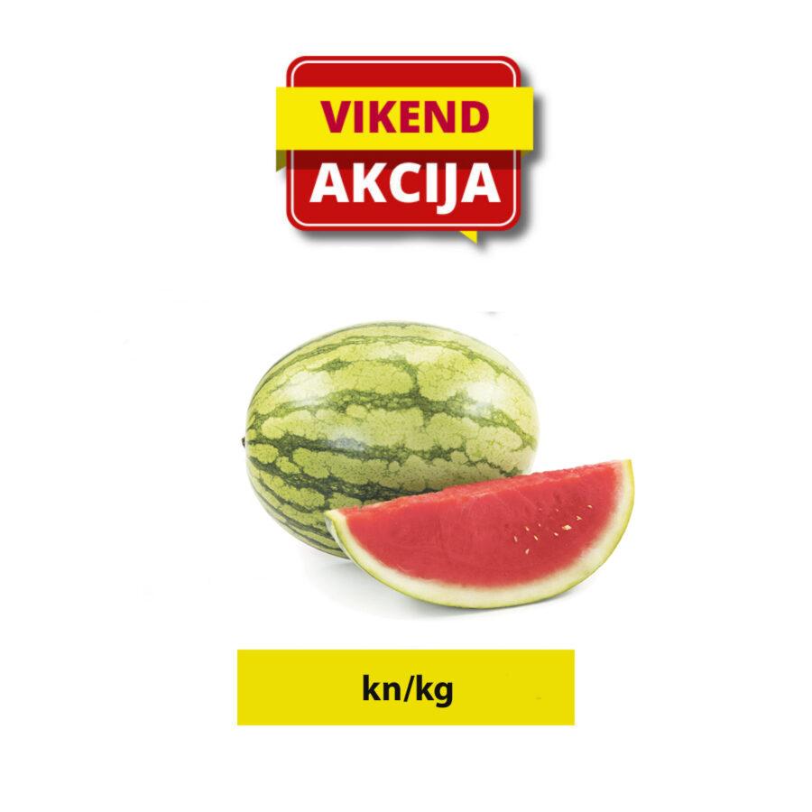 lubenica vikend akcija